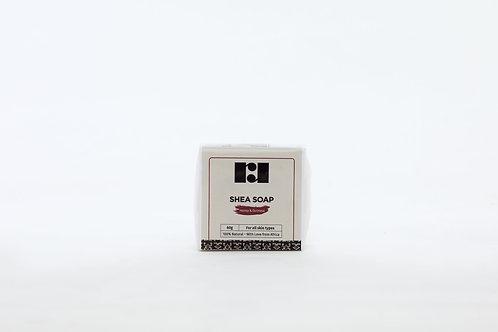 Shea Soap - Honey & Oatmeal