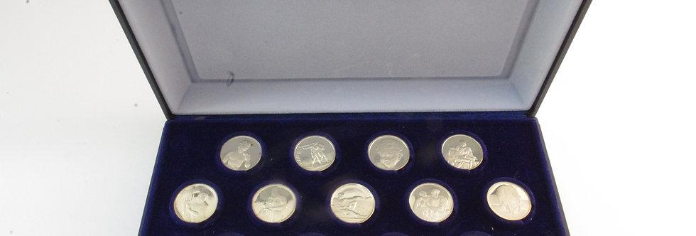ARRA-PRXX0245 Arras matrimoniales de plata fina pura de 999 milésimas