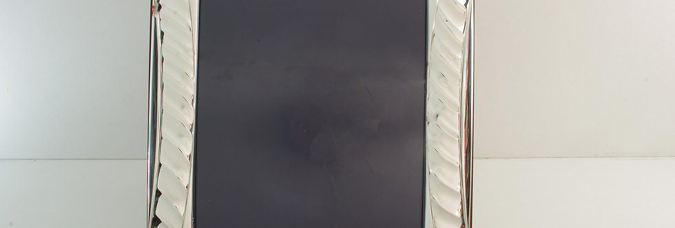 MARC-PRXX907 Marco plata para foto de 15 x 20 cms