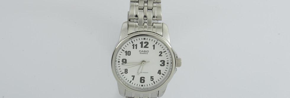 RCSA-3A-2446 Reloj casio señora con brazalete de acero