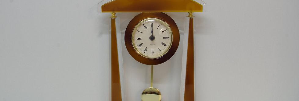 51-32323 Reloj sobremesa outlet de metacrilato  35 x 27 cms