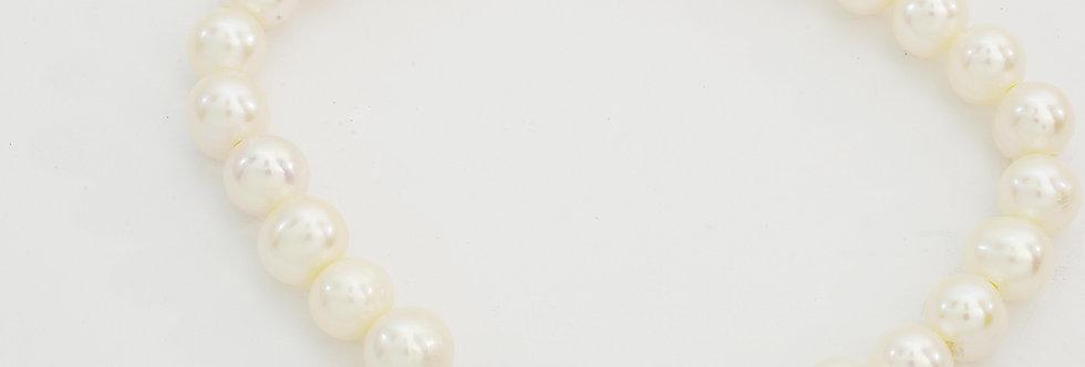 PPPUNOM30-1532 Pulsera plata mama con perlas naturales
