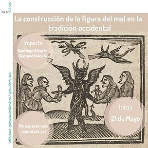 La construcción de la figura del mal en la tradición occidental