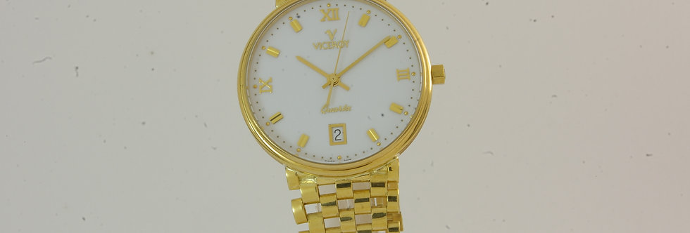 VICE-ORCA0001 Reloj viceroy oro caballero