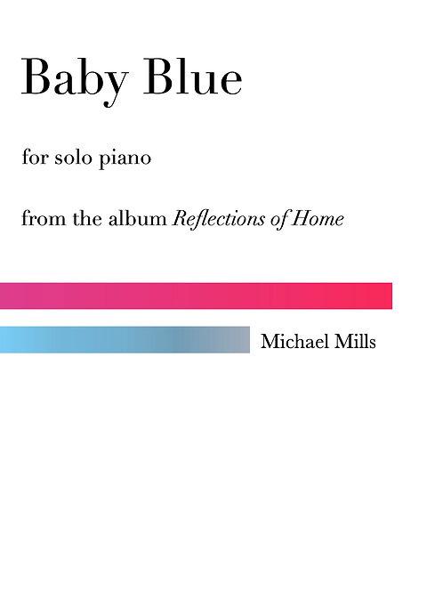 Baby Blue (PDF) Piano Solo