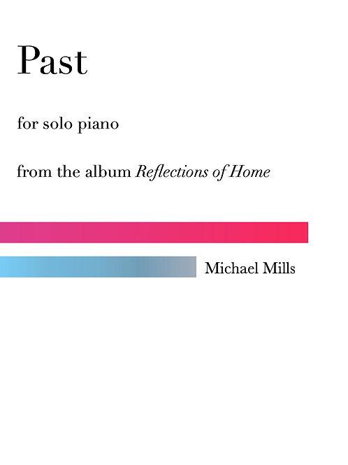 Past (PDF) Piano Solo