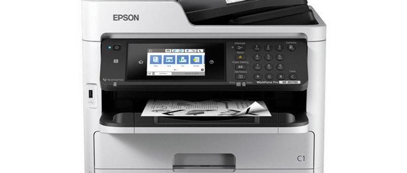 Impresora Multifuncional Monocromática WFM5799