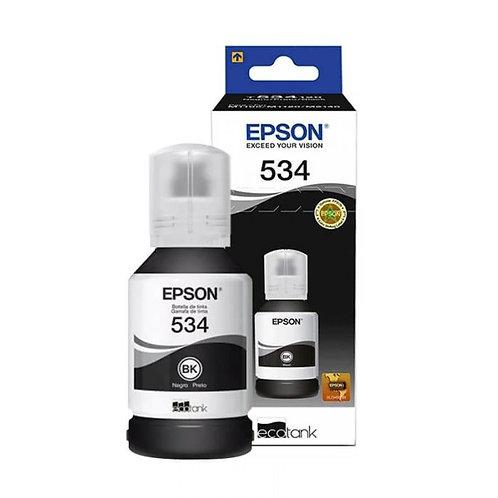 Tinta Epson 534 Negra