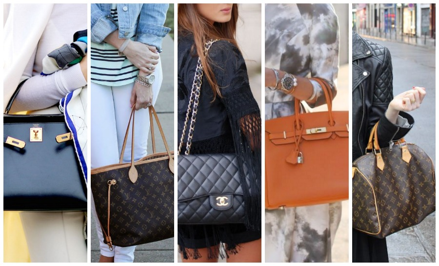 Five Luxury Handbags Every Woman Should
