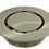 "Thumbnail: BCS.100.XX 3"" Flat Round Trim Top"