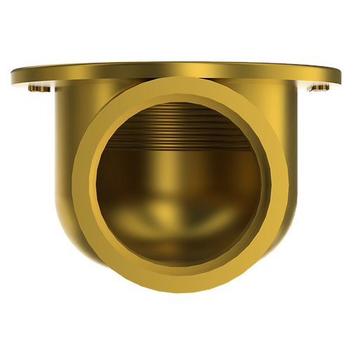 "BCS.24 2"" Brass Side Discharge Underbody"
