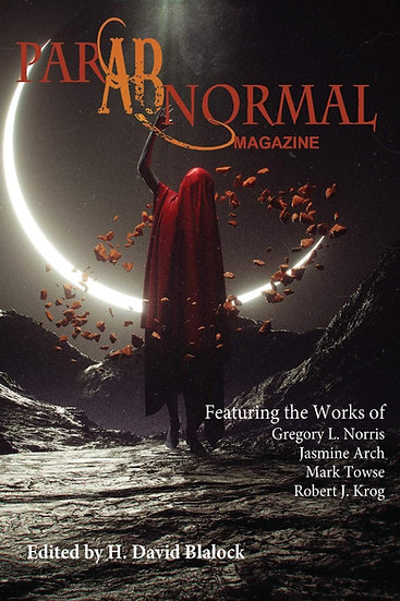PARABNORMAL MAGAZINE SUBSCRIPTION