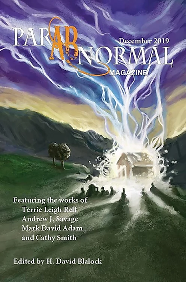 PARABNORMAL MAGAZINE December 2019 edited by H David Blalock