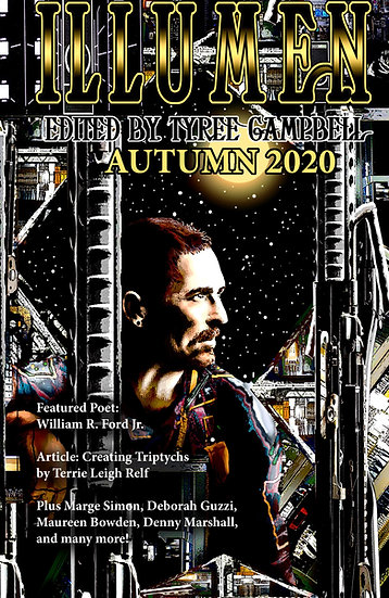 ILLUMEN Autumn 2020 edited by Tyree Campbell