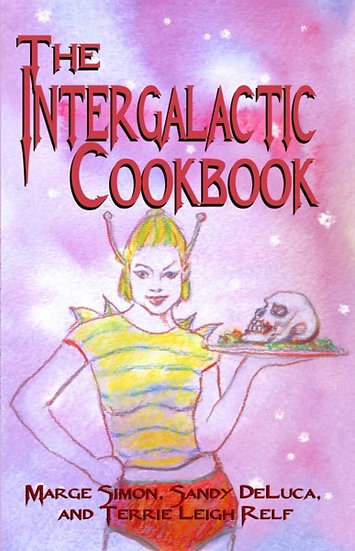 INTERGALACTIC COOKBOOK by Simon, DeLuca, and Relf