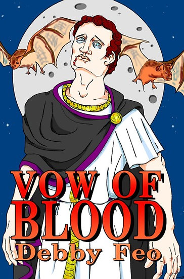 VOW OF BLOOD by Debby Feo