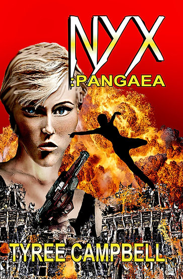 NYX: PANGAEA by Tyree Campbell