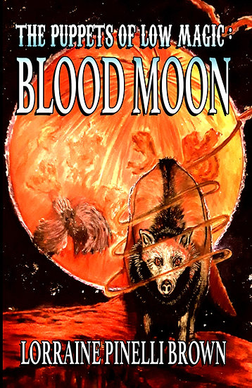 BLOOD MOON by Lorraine Pinelli Brown