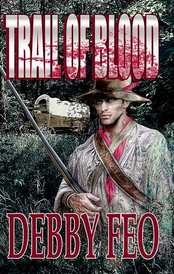 TRAIL OF BLOOD by Debby Feo