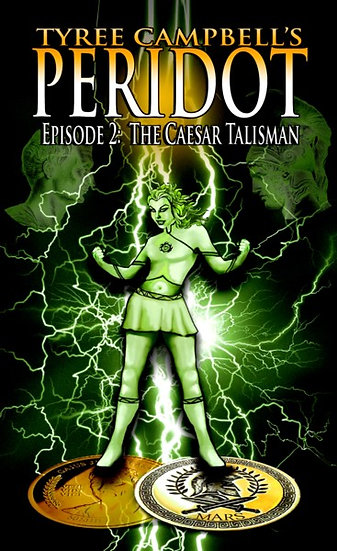 PERIDOT: THE CAESAR TALISMAN by Tyree Campbell