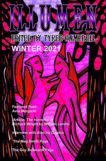 ILLUMEN Winter 2021 edited by Tyree Campbell