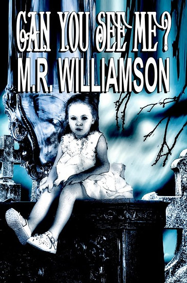 CAN YOU SEE ME? by M.R. Williamson