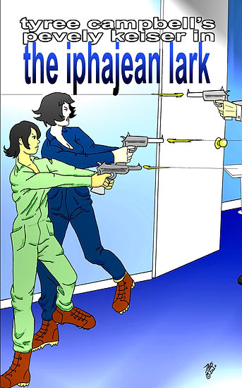IPHAJEAN LARK by Tyree Campbell