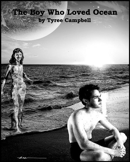 BOY WHO LOVED OCEAN by Tyree Campbell
