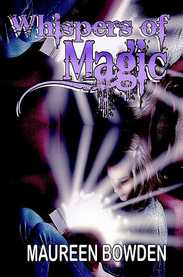 WHISPERS OF MAGIC by Maureen Bowden