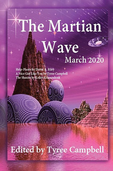 MARTIAN WAVE MAGAZINE SUBSCRIPTION