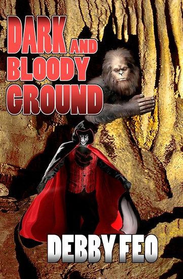 DARK AND BLOODY GROUND by Debby Feo