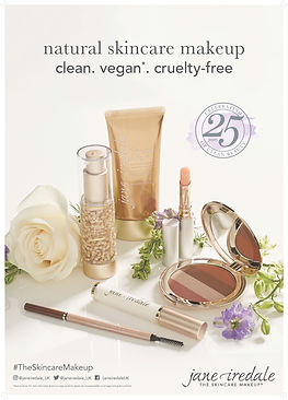 Jane Iredale Natural Skincare Makeup Clean Cruelty Free