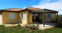 Modern huis met garage