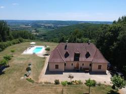Traditioneel landhuis met prachtig uitzicht