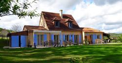 Périgordaans huis met gîte