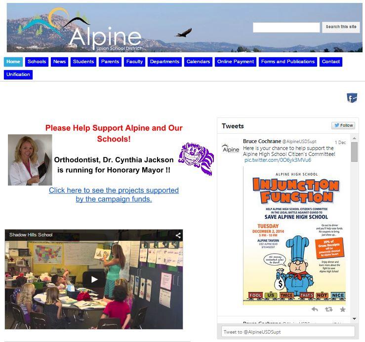 Alpine Union School District