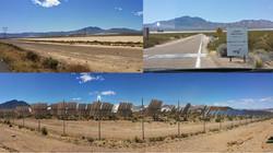 Ivenpah Large Solar Array