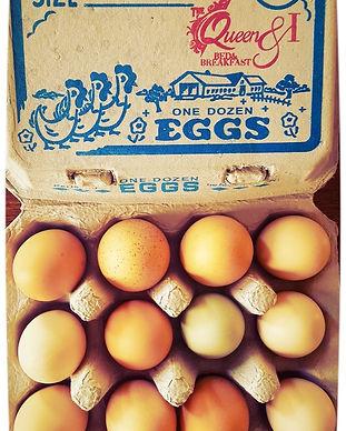 Q&I Eggs