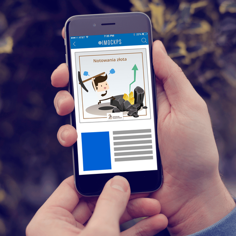 Opiekun Inwestora - projekt grafiki do social media