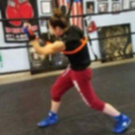 Lions Den Boxing Coach