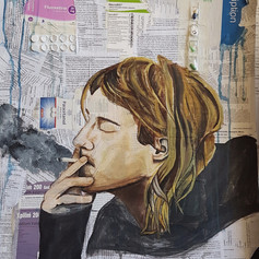 Kurt Cobain- 27 Project