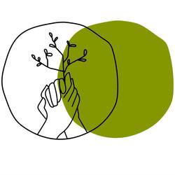Création logo - p'ARTages