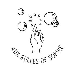 Création de logo - Aux bulles de Sophie