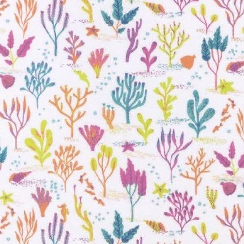 Life Aquatic Coral Reef Quilt Fabric