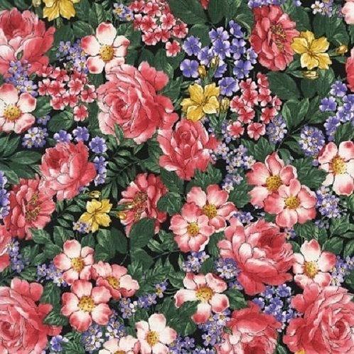 Michael Miller Dreamland Flower Fairies Roses Quilt Fabric
