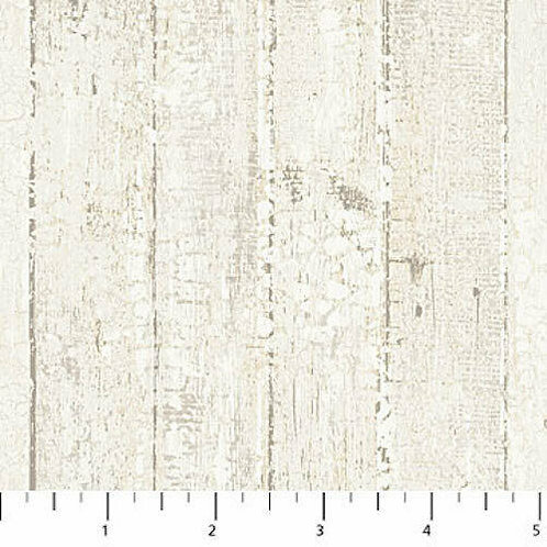 Cardinal Woods Timber Texture Landscape Quilt Fabric