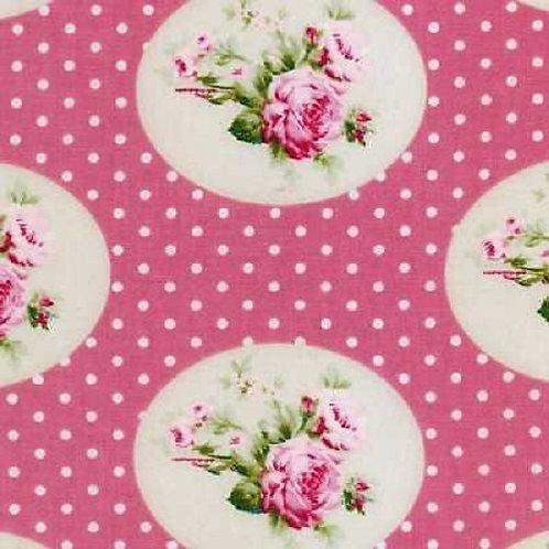 Sunshine Roses Quilt Fabric
