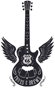 Tunes_Brews_Black on White Logo (1).jpg