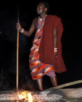 exceptional guides in an authentic safari experience