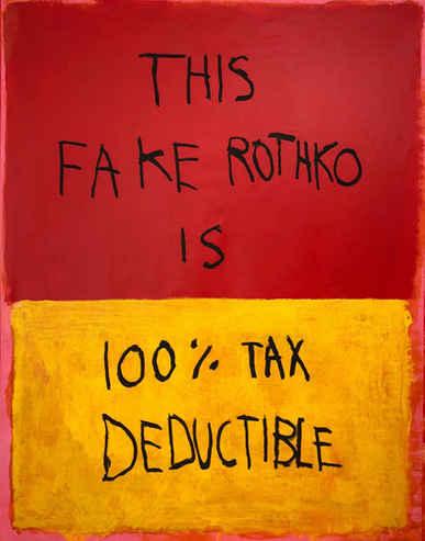 100 % Tax Deductible, 2018